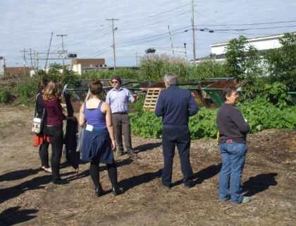 Louisville Sustainability Summit Urban Agriculture Tour