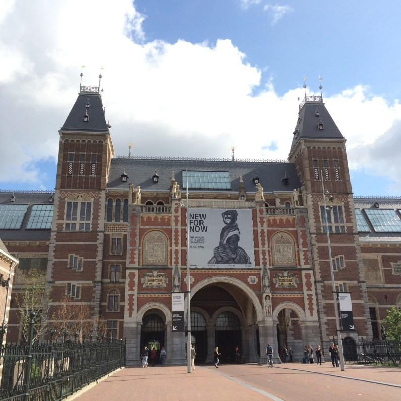 Rijksmuseum Amsterdam New For Now Exhibition