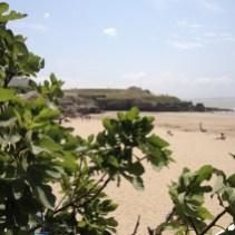 Royan beach