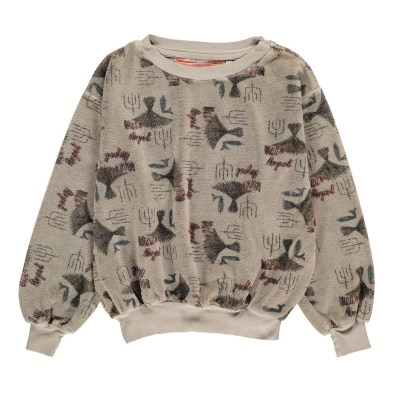 The Animal Observatory - Sweat Paille Bear Khaki