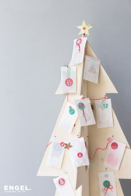 Engel. DIY Advent