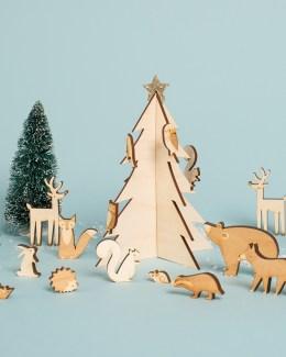 Meri Meri Advent - Woodland