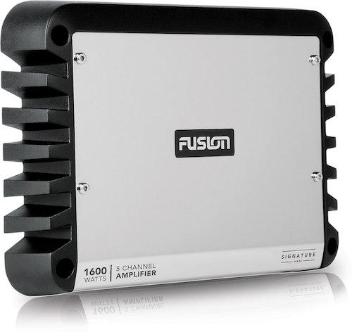 Fusion Marine Grade amplifier