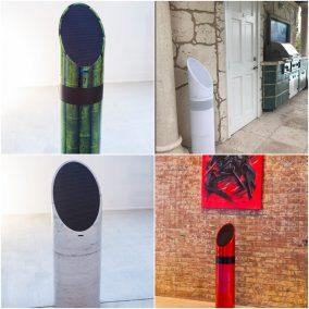 Custom Outdoor Speakers