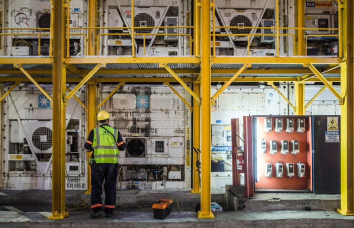 APM Terminals boosts reefer service capabilities at Bahrain port