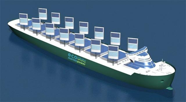 Eco Marine Power Announces That ClassNK Has Granted Its Acceptance For The Marine Solar Power Solution
