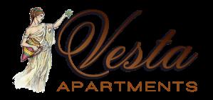 Logo vesta apartments