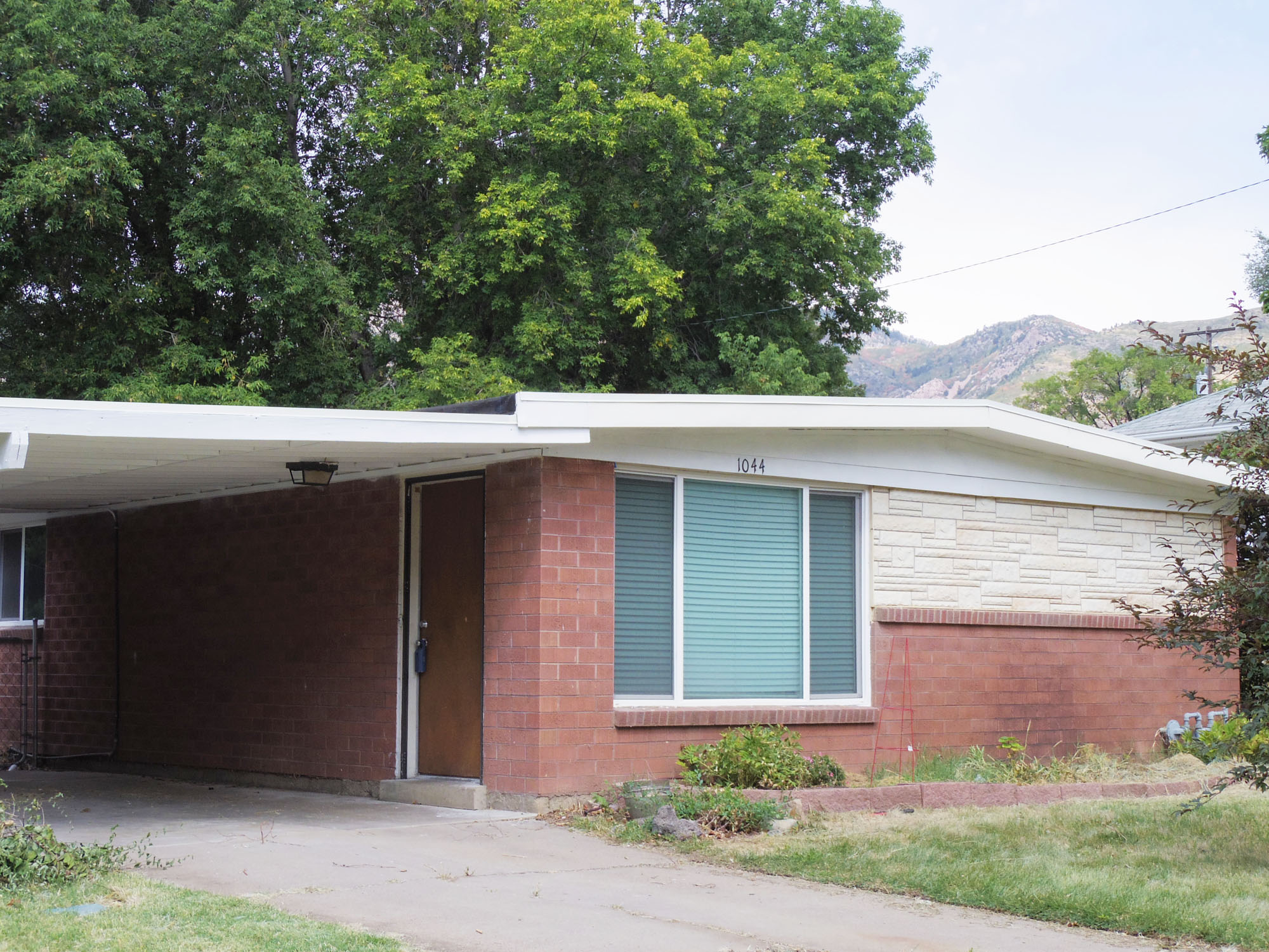 FOR SALE:  Ogden Mid-Century Rambler Cottage