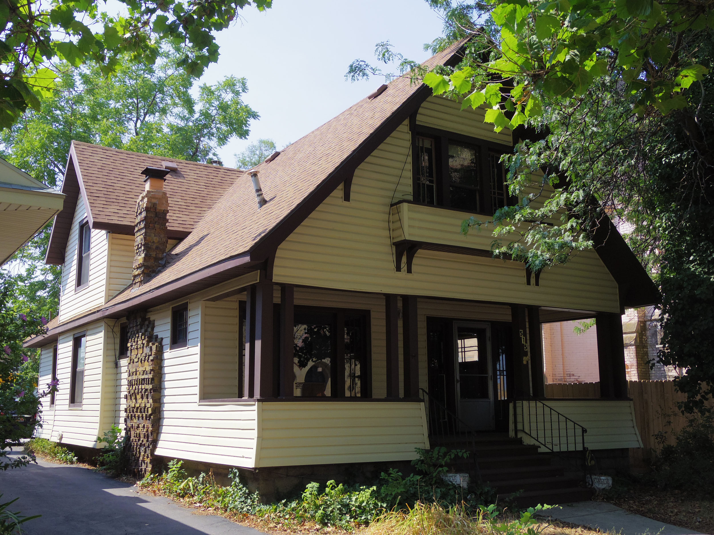 FOR SALE:  Historic Craftsman Two-Story Home