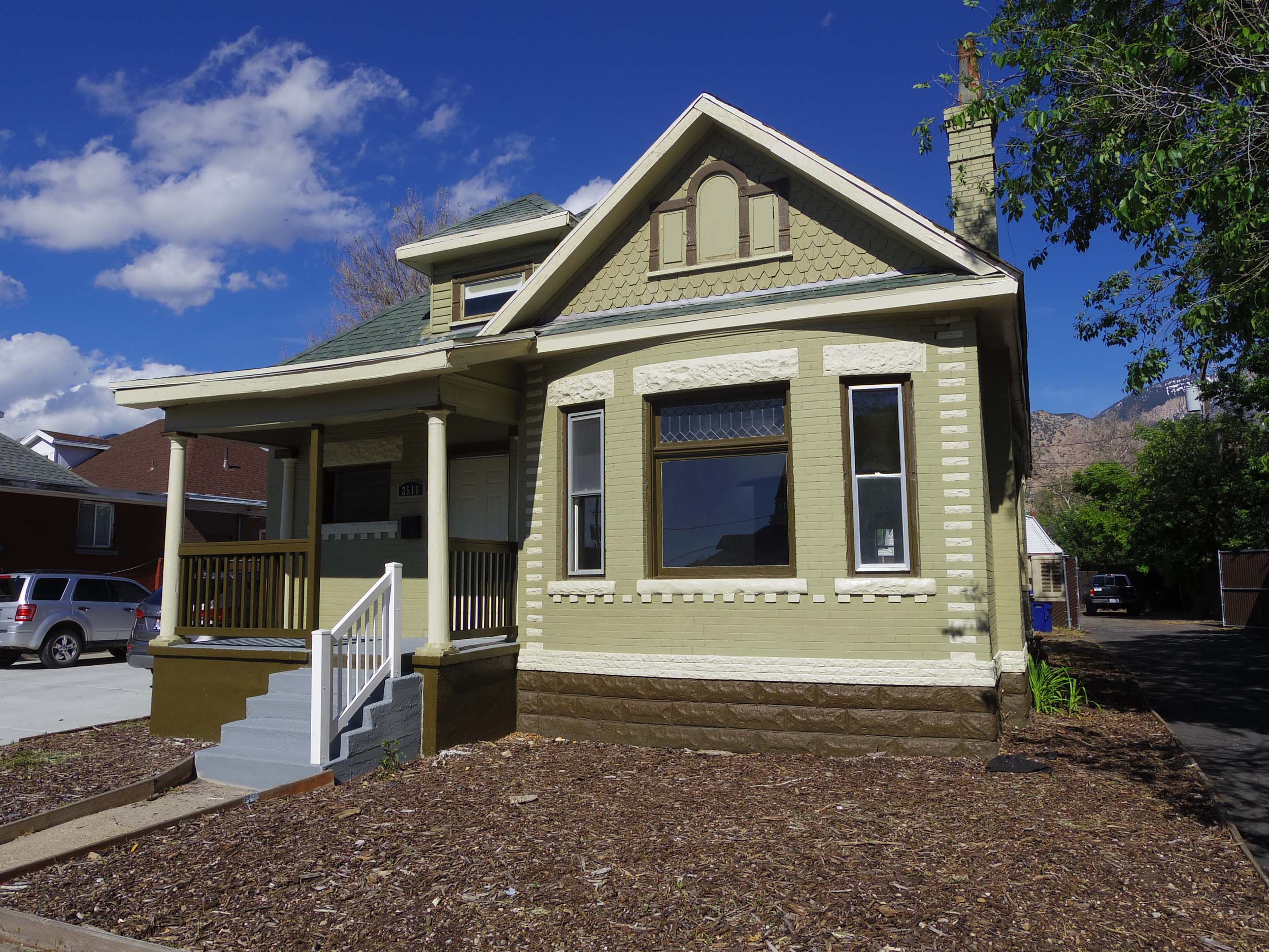 JUST SOLD!  Historic Victorian Cottage
