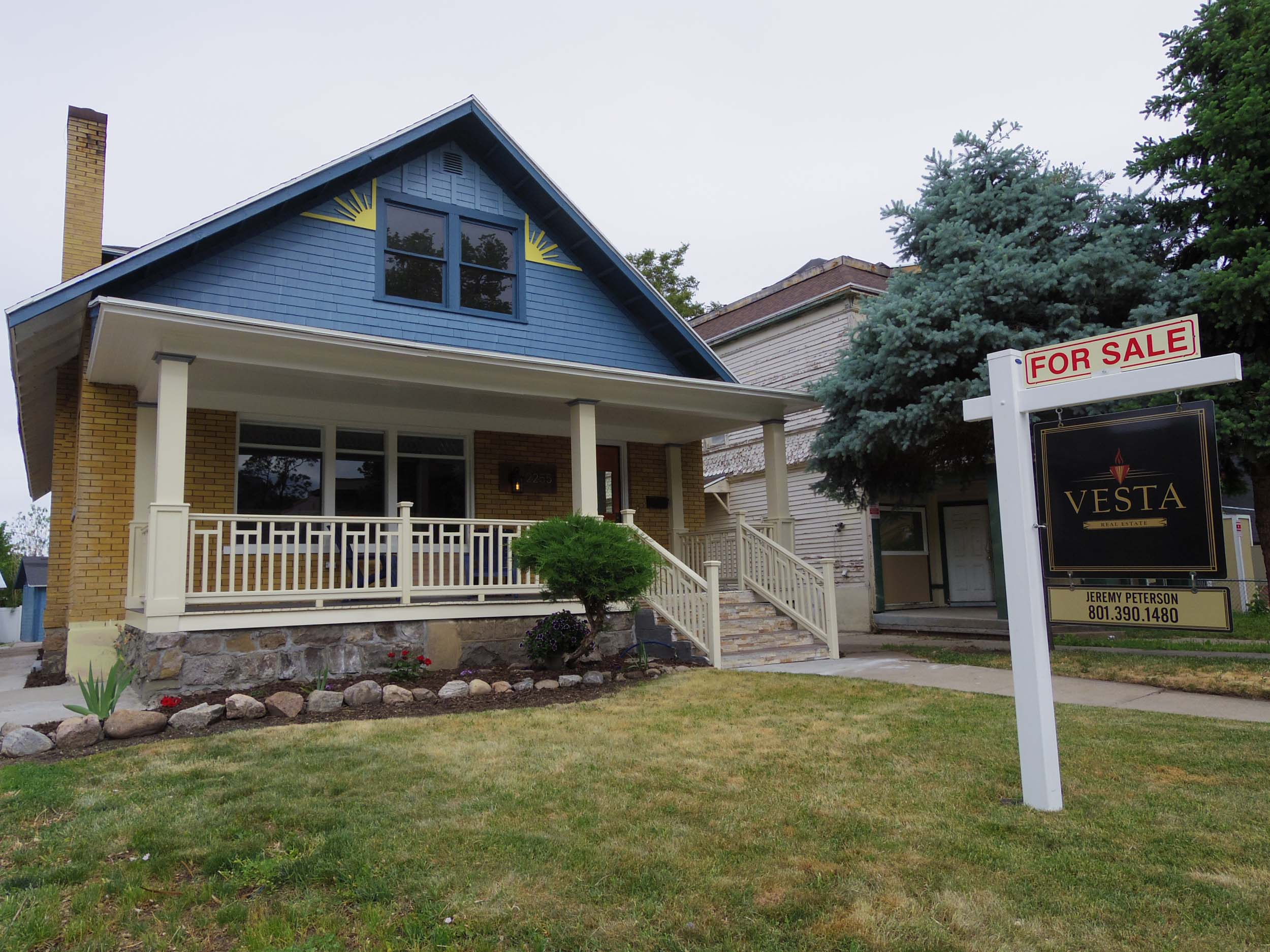JUST SOLD! Historic Julius A. Smith House
