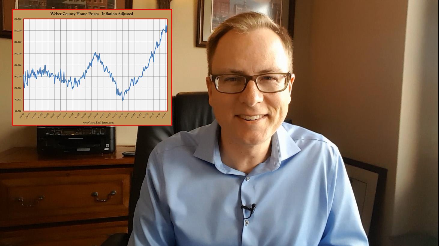 VIDEO: Have Northern Utah House Prices Peaked?