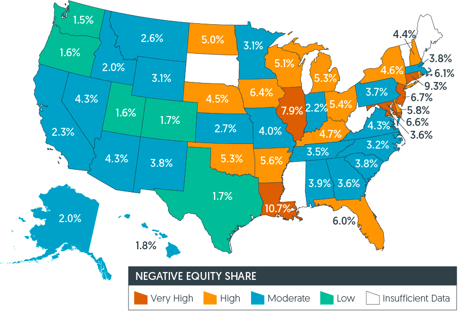 HOUSE RICH: Utah Leads U.S. in Positive Home Equity