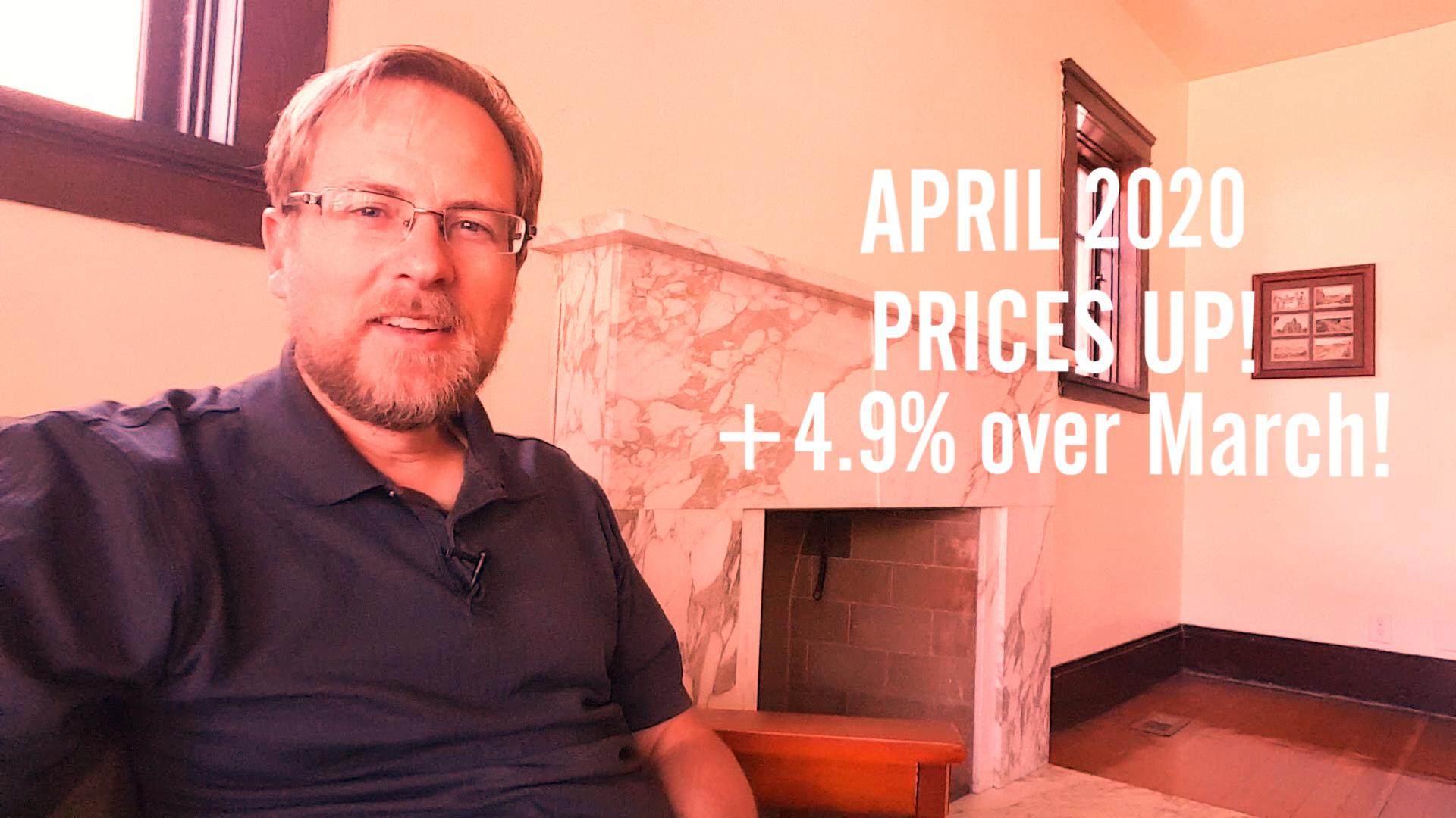 VIDEO: Northern Utah Real Estate Market Update – May 2020 – A Market In Rebellion