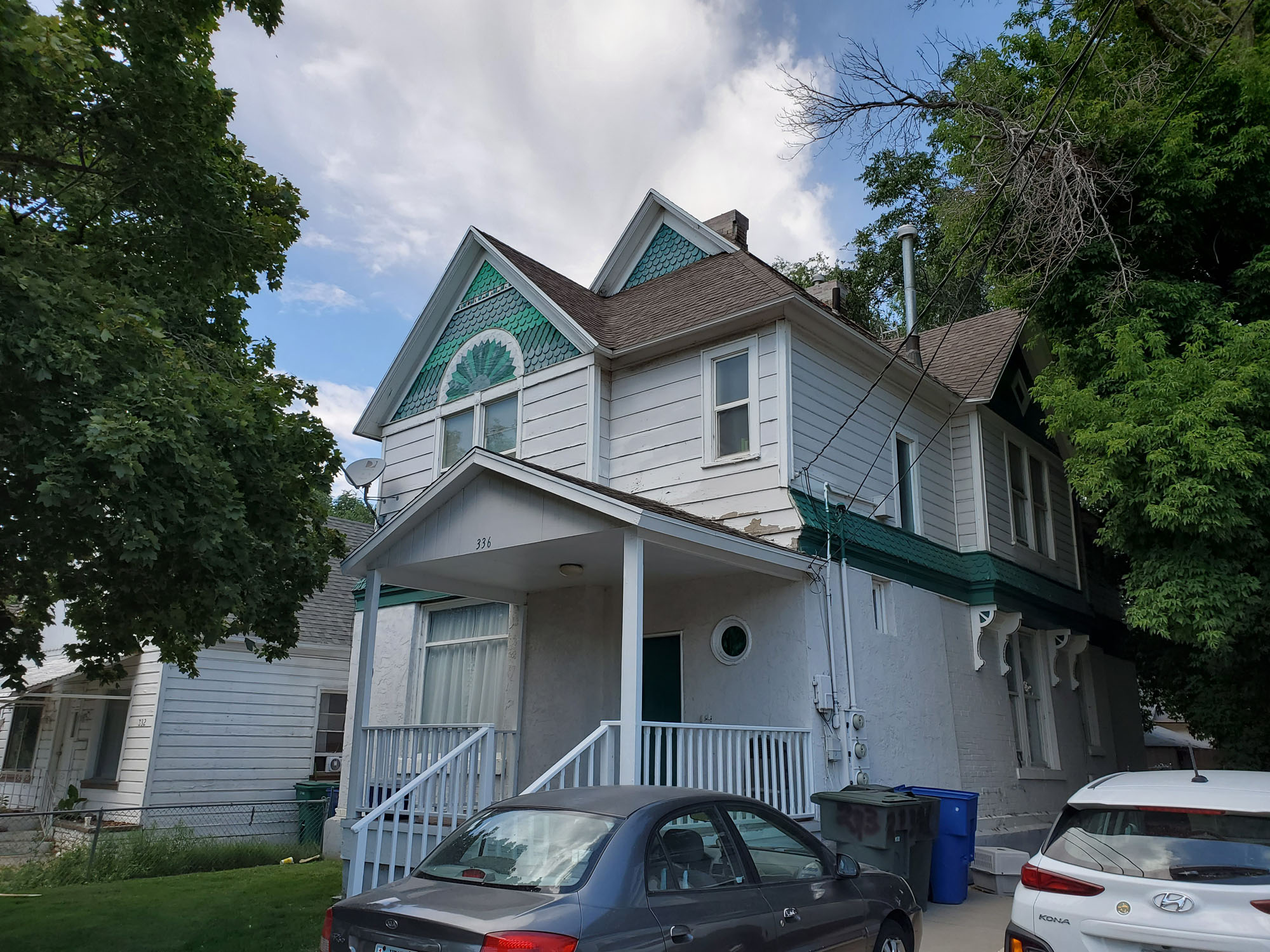 FOR SALE:  Historic Ogden Victorian Triplex