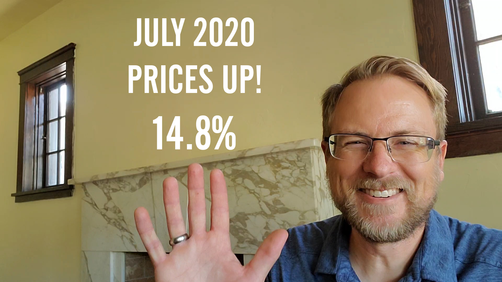 VIDEO:  Northern Utah Real Estate Market Update – August 2020 – Price Explosion