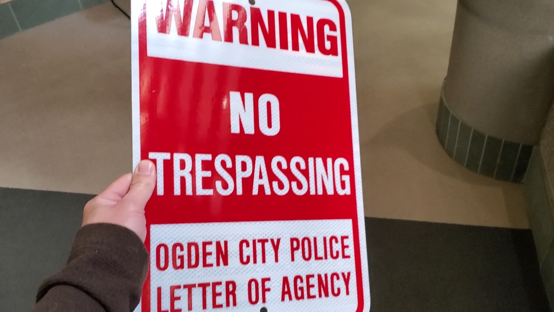 VIDEO: Ogden Landlord's New Tool Stops Break Ins and Property Damage