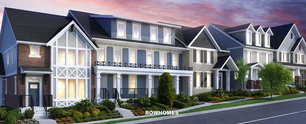 Latimer Heights Rowhomes