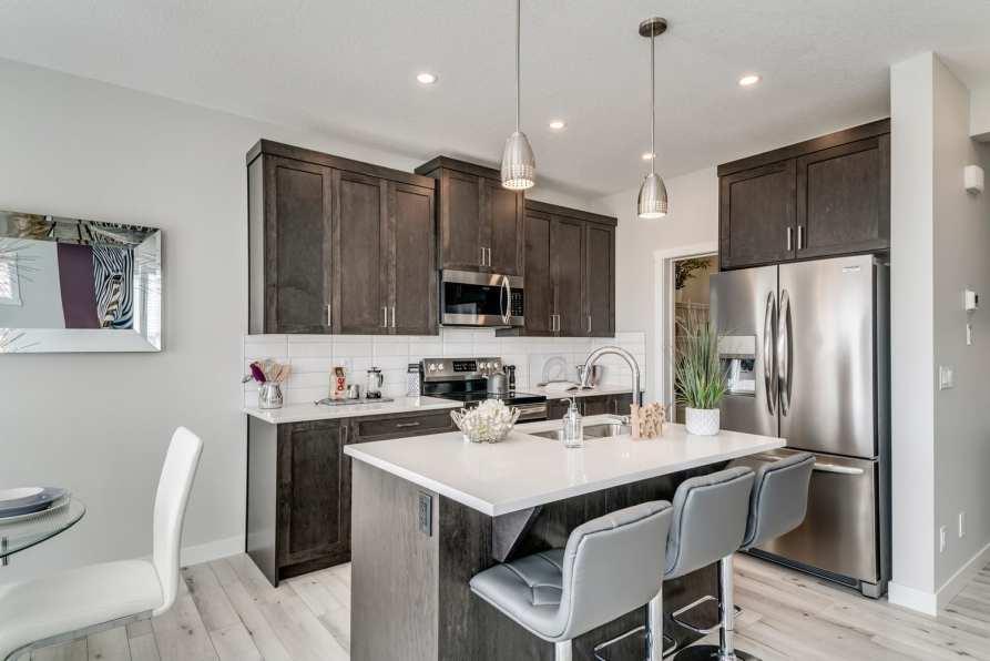 Copperstone Dawson Floorplan Kitchen