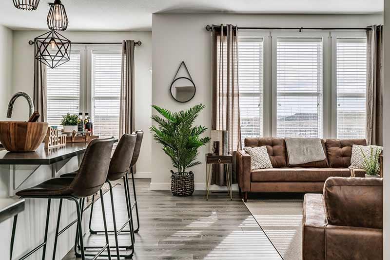 Copperstone Classic Family Home Interior