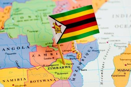 1. Zimbabwe-World-Map-Flag