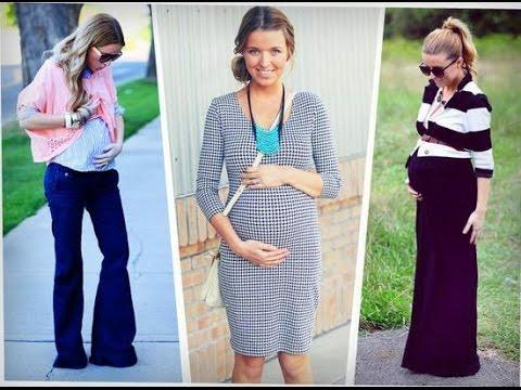 Ropa para embarazadas - Diseños exquisitos