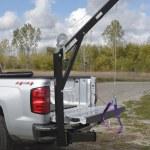Hitch Mounted Truck Jib Crane Product Page
