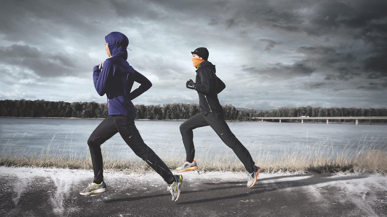 Migliore abbigliamento running invernale per correre con il freddo