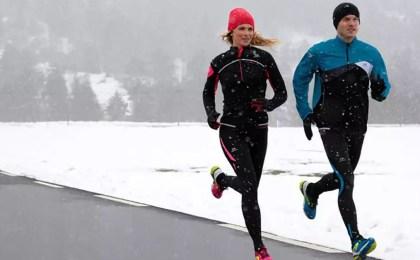 Migliore abbigliamento termico running