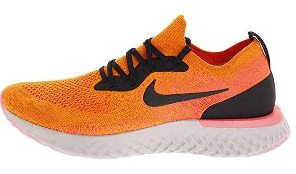 Scarpe running traspiranti Nike Epic React Flyknit, Scarpe Running Uomo