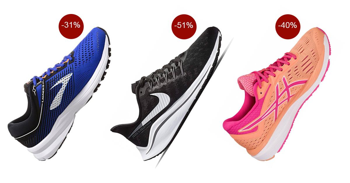 Scarpe running offerte fine serie: le migliori occasioni di oggi