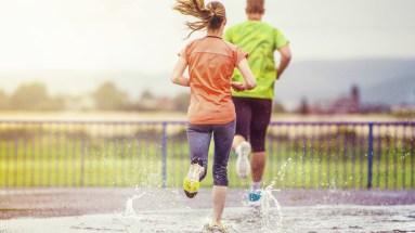 Consigli per cosa indossare per correre con la pioggia