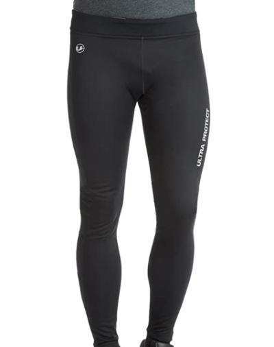 Offerta Amazon Ultrasport Windstopper pantaloni da corsa antivento