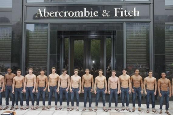 abercrombie & fitch modelli