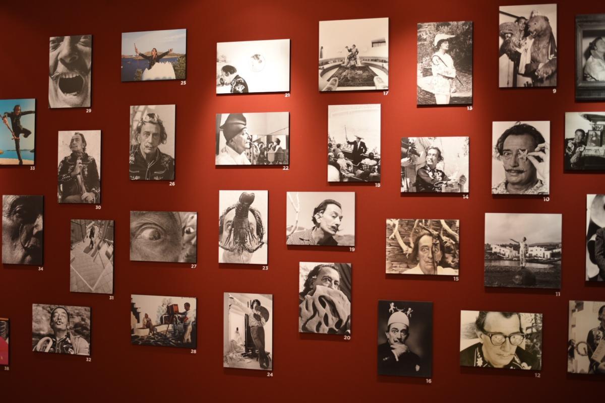 Salvador Dalì: dalla costruzione di un mito, all'immortalità