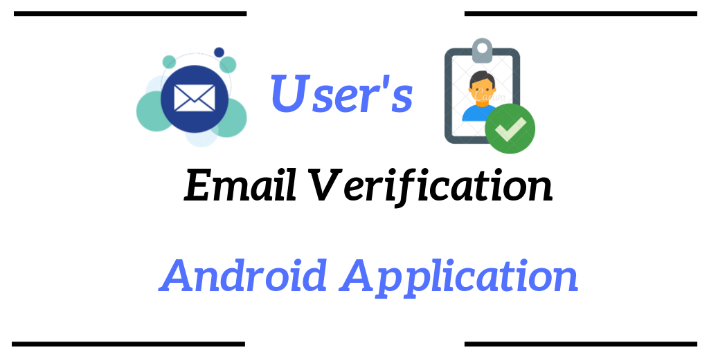 Email registration verification android studio