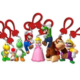 Nintendo Super Mario Bros. Sleutelhangers
