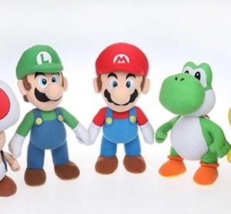 Super Mario knuffels