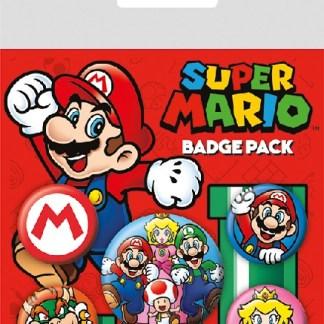 Super Mario Brosjes