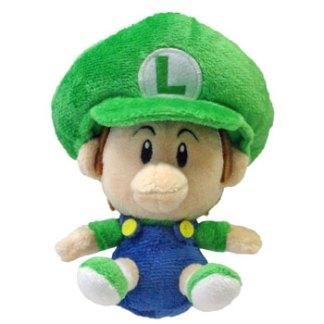 Baby Luigi 13cm knuffel