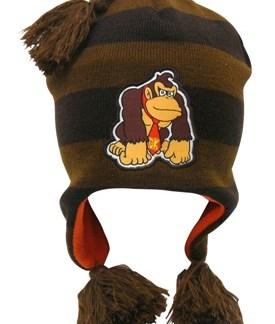 Donkey Kong Kinderbeanie