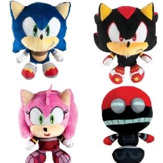 Sonic Knuffels