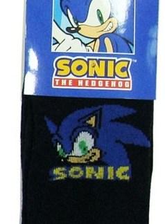 Sonic Sokken Zwart