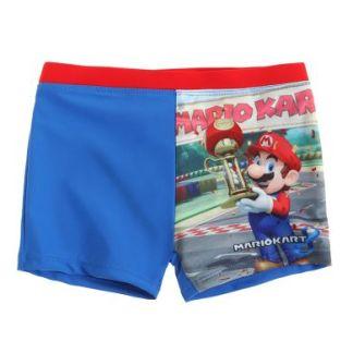 Super Mario Kart Zwembroek Blauw
