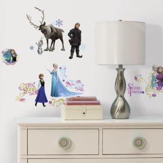 Disney Frozen Muursticker Set