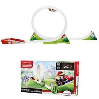 Mario Kart 8 Looping racebaan met shockracer
