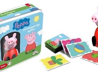 Peppa Verstoppertje Spelen