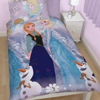 Dekbedovertrek Anna & Frozen