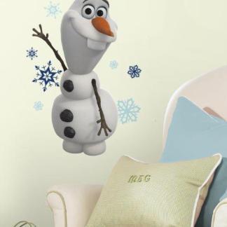 Disney Frozen Olaf Giant Muursticker Set