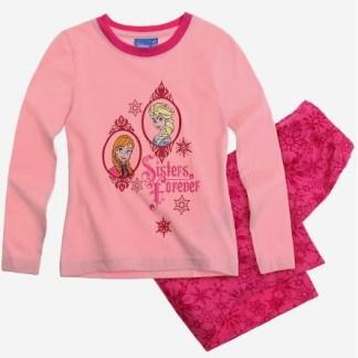 Frozen Pyjama Roze Sisters Forever Maat 92